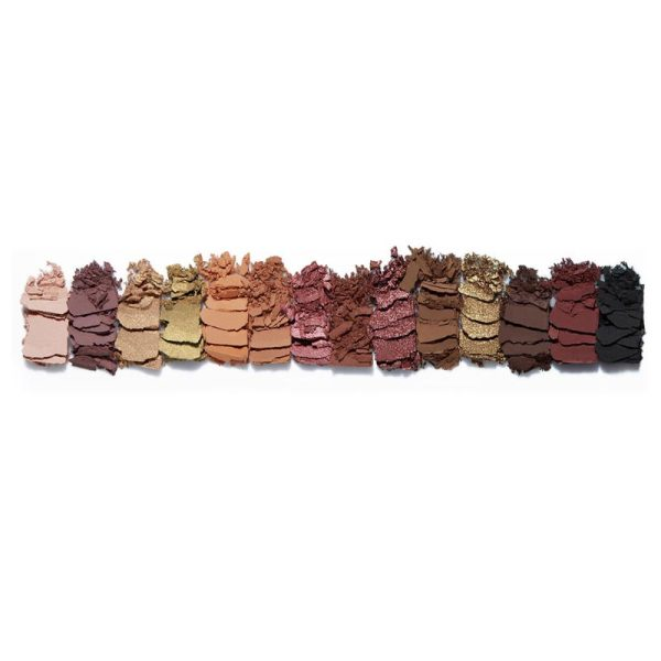 ANASTASIA Soft Glam Palette Swatches