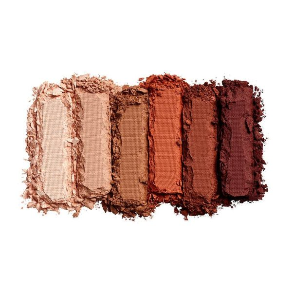 URBAN DECAY Naked Petite Heat Palette Colors
