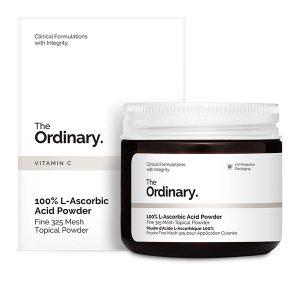 THE ORDINARY L-Ascorbic Acid Powder Vitamin C Pulver mischen kaufen Deutschland bestellen Rabattcode Preisvergleich billiger Erfahrungen Anwendung Review Test Empfehlung
