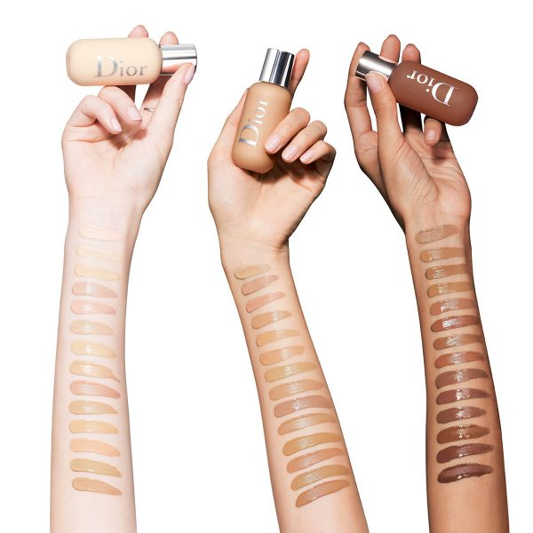DIOR Backstage Face Body Foundation Swatches
