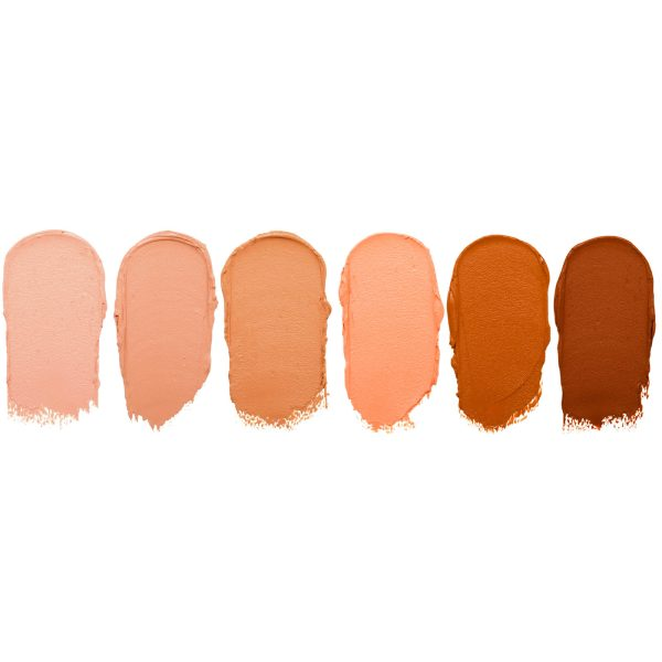 IT COSMETICS Bye Bye Under Eye Concealing Pot Concealer Swatches Shades Colors Farben Nuancen Farbvergleich