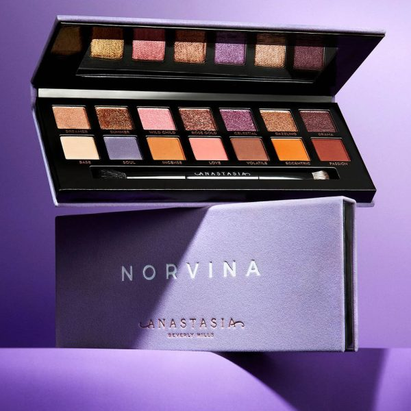 ANASTASIA BEVERLY HILLS Norvina Eye Shadow Palette Ambient
