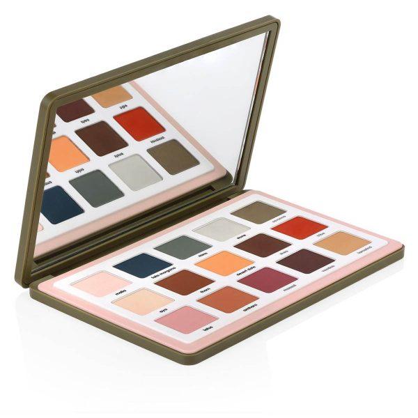 NATASHA DENONA Safari Palette Eyeshadow Lidschattenpalette open