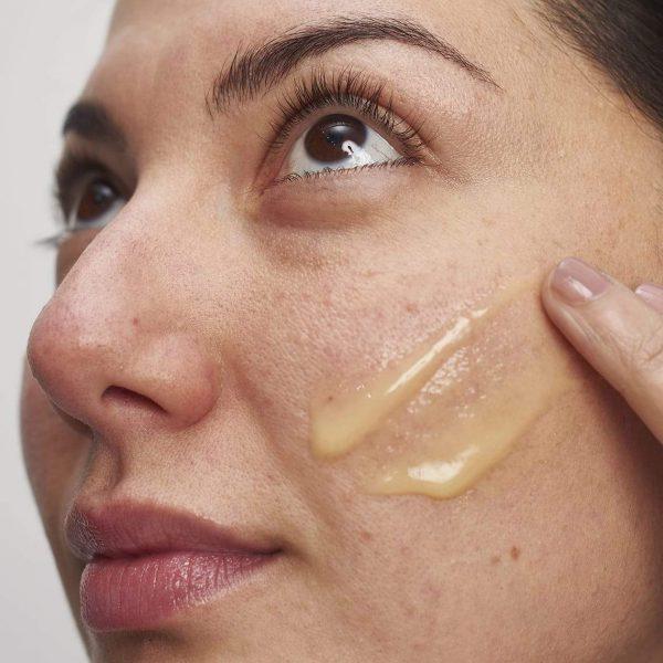 THE INKEY LIST Retinol Serum Anwendung Test Demo Haut Akne Hyperpigmentierung