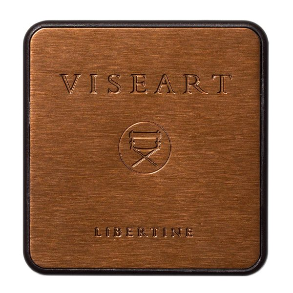 VISEART Libertine Eyeshadow Palette Packaging