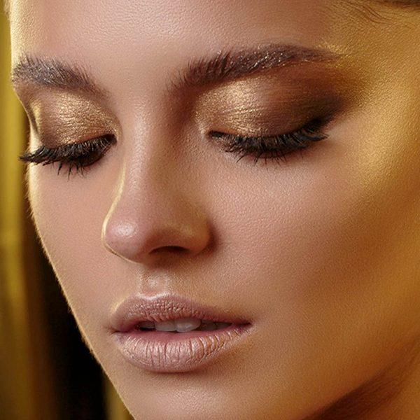 NATASHA DENONA Gold Palette Eyeshadow Lidschattenpalette Look 3