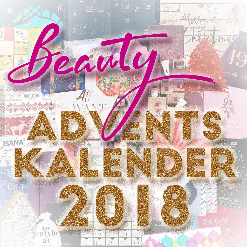 beauty adventskalender 2018 makeup advent calendar international