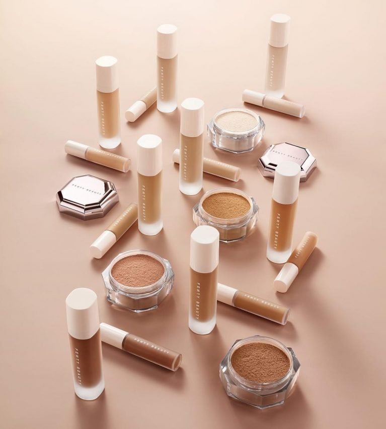 FENTY BEAUTY Pro Filtr Complexion Collection