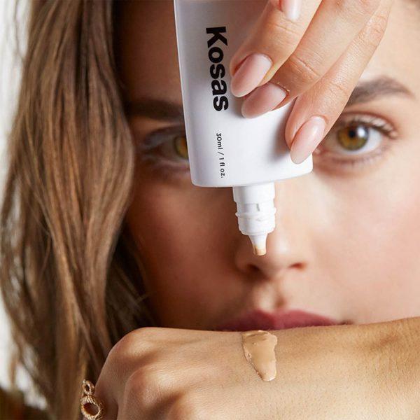 KOSAS Tinted Face Oil Foundation Visual