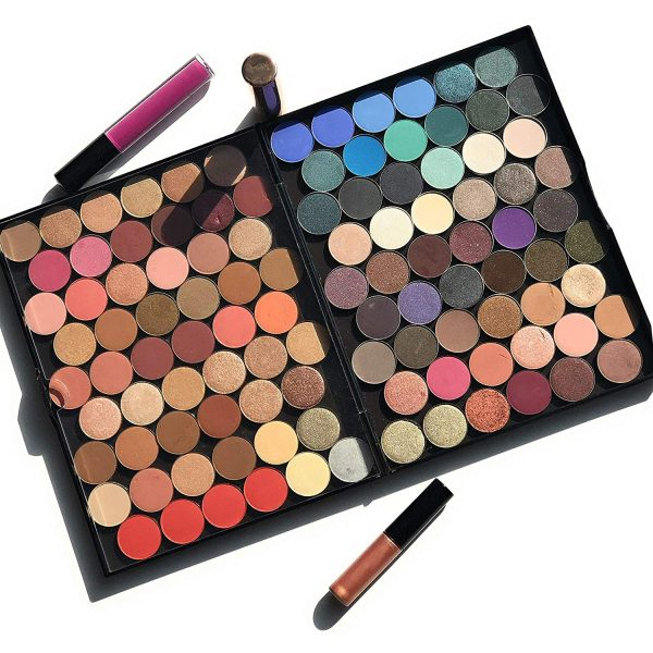 ADEPT COSMETICS The Adept Palette XXL 112 Pan Empties Refill filled