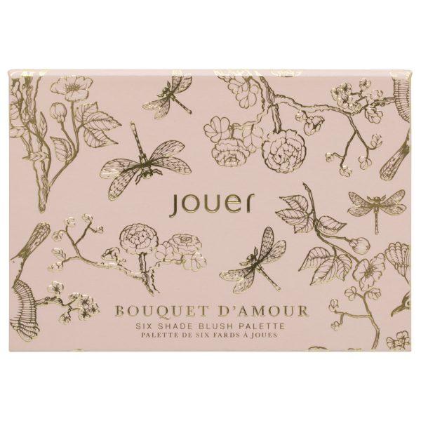 JOUER Bouquet DAmour Blush Palette Design