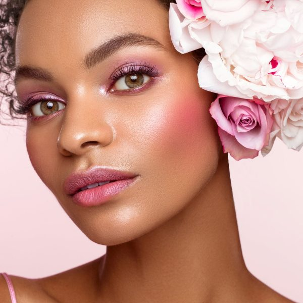 JOUER Bouquet DAmour Blush Palette Visual