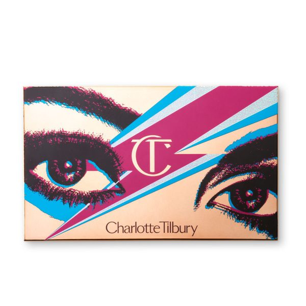 Charlotte Tilbury Icon Palette Eyeshadow Box
