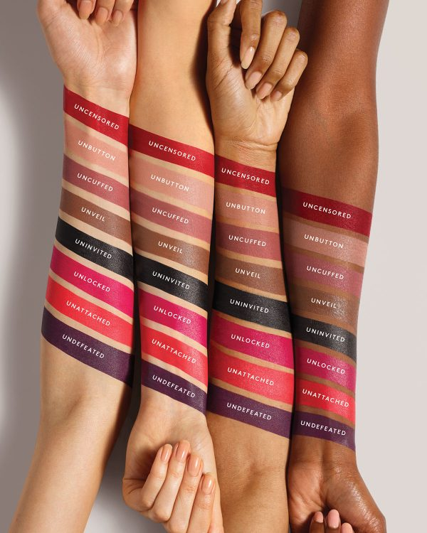 FENTY BEAUTY Rihanna Stunna Lip Paint Swatches Review deutsch