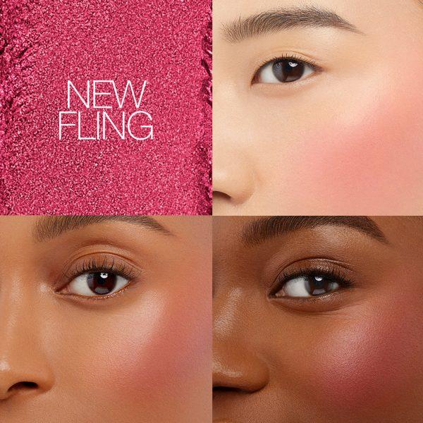 NARS New Fling Away Exposed Cheek Palette Swatch
