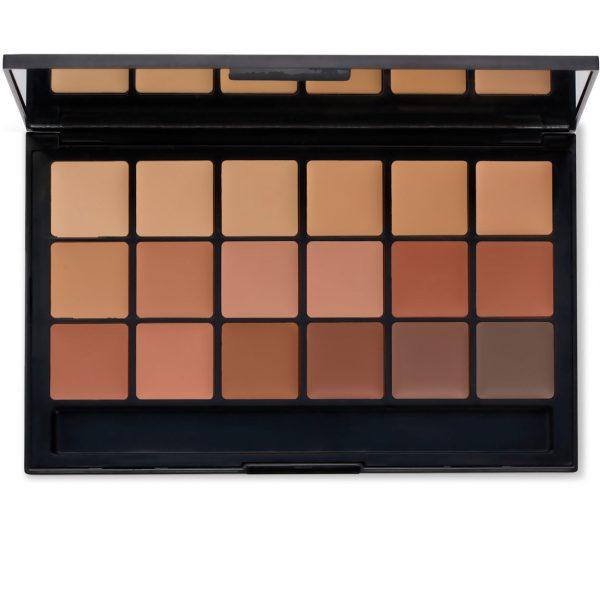 RCMA Beauty Foundation & Concealer VK Palette 10