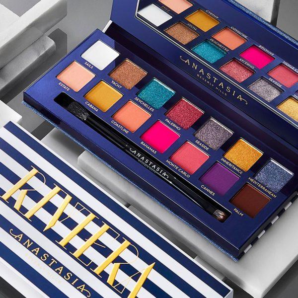 ANASTASIA BEVERLY HILLS Riviera Rivera Eyeshadow Palette Ambient