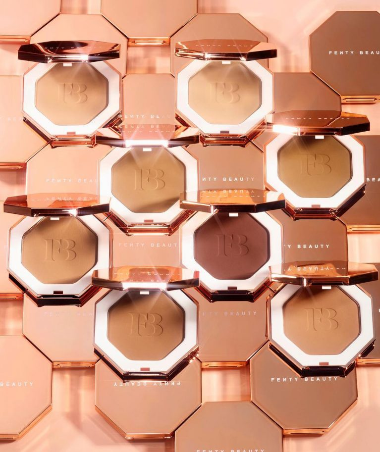 Fenty Beauty by Rihanna SUN STALKR Instant Warmth Bronzer Ambient