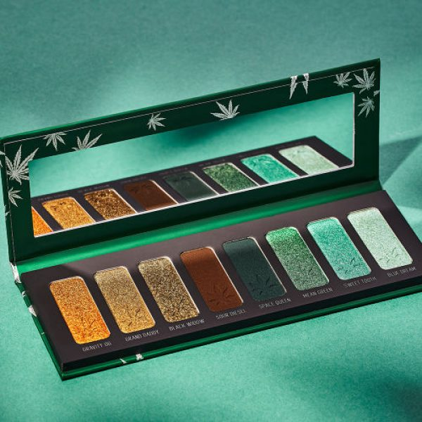 MELT COSMETICS Smoke Sessions Eyeshadow Palette Ambient