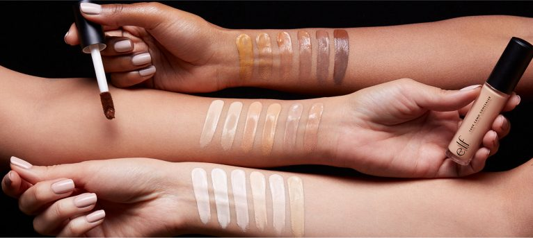 elf 16HR Camo Concealer Swatch
