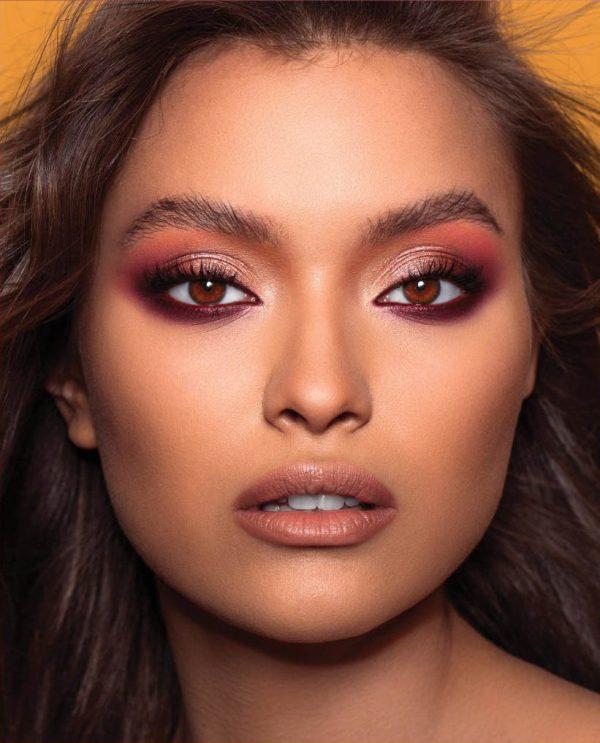 NATASHA DENONA Sunrise Eyeshadow Palette Swatches Visual