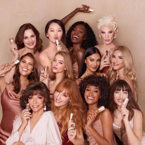 CHARLOTTE TILBURY Airbrush Flawless Foundation Promo