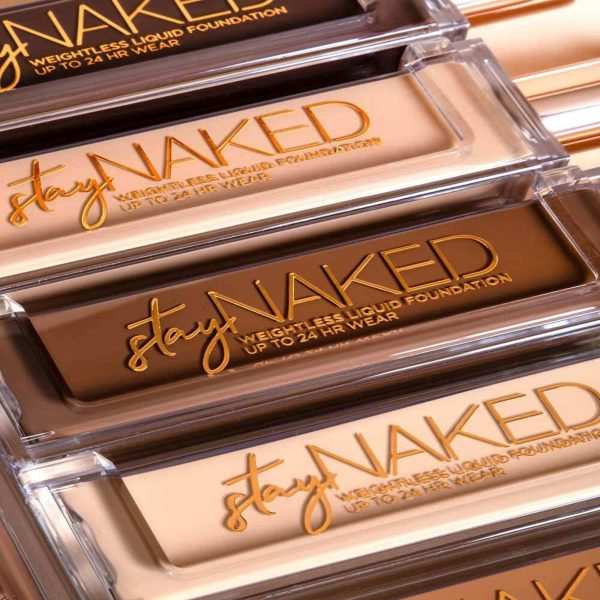 URBAN DECAY Stay Naked Weightless Liquid Foundation Ambient