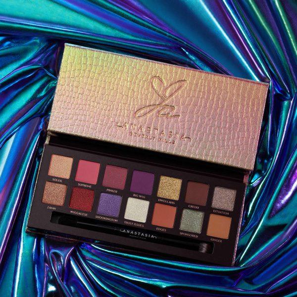 ANASTASIA BEVERLY HILLS Jackie Aina Eye Shadow Palette kaufen Deutschland Rabattcode billiger Preisvergleich