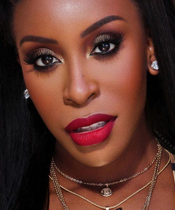 ANASTASIA BEVERLY HILLS Jackie Aina Eye Shadow Palette Makeup