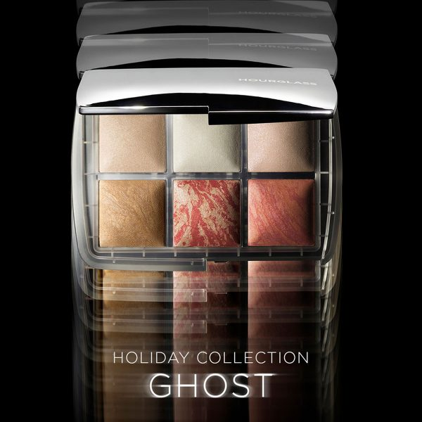 HOURGLASS Ambient Lighting Edit Ghost Face Palette Powder Blush Bronzer