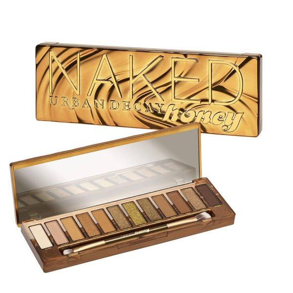 URBAN DECAY Naked Honey Palette Eyeshadow Lidschattenpalette kaufen Deutschland Rabattcode Gutschein Code