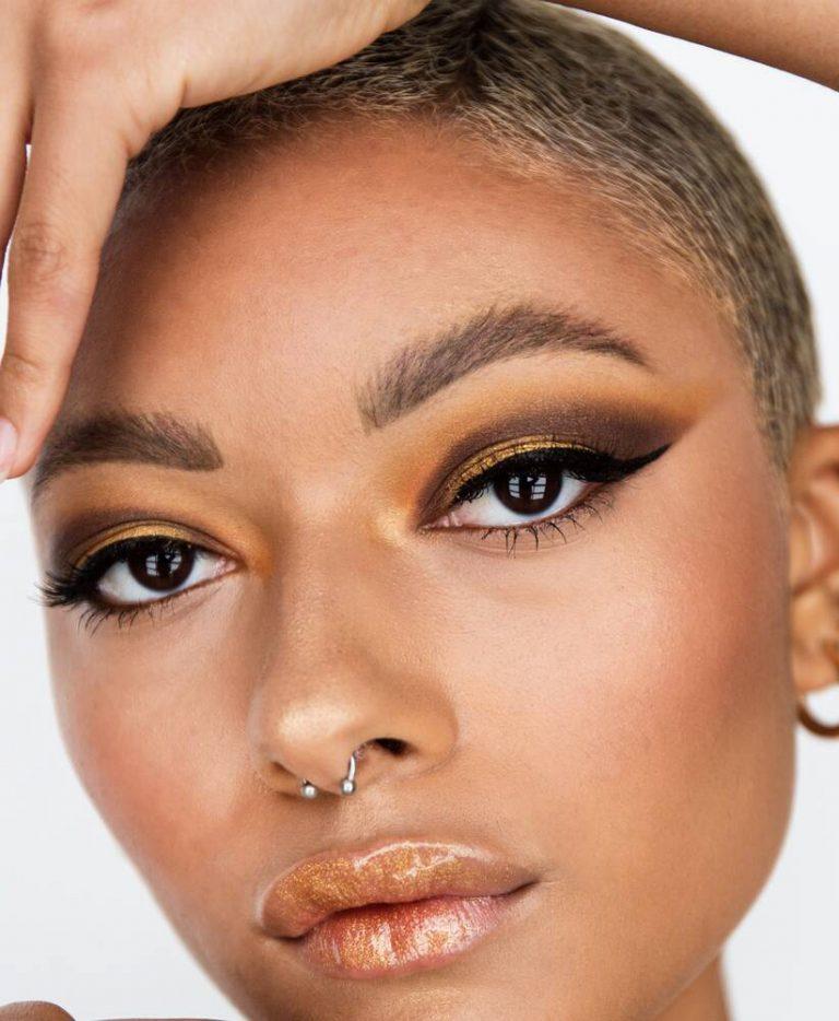 URBAN DECAY Naked Honey Palette Eyeshadow Look