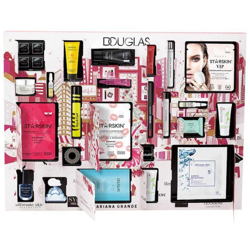 DOUGLAS Adventskalender 2019 Inhalt Makeup Skincare Parfum
