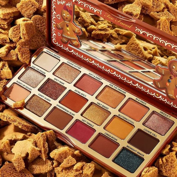 TOO FACED Gingerbread Extra Spicy Eye Shadow Palette Visual