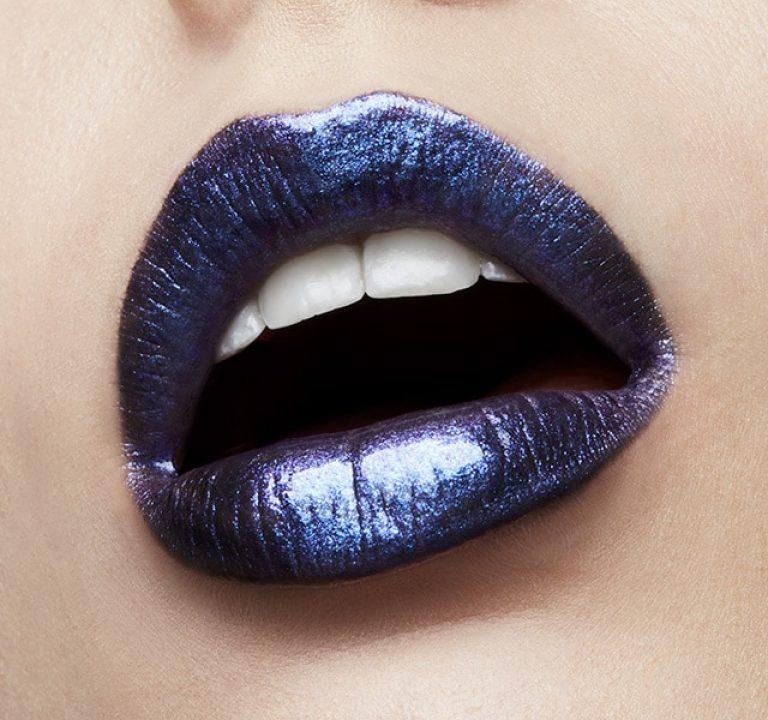 MAC Asterisk Kiss of Stars Lipstick Fireworks Drama Blast