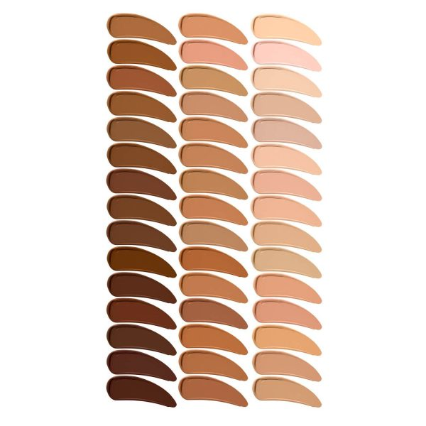 NYX Born to Glow Foundation Makeup Shades Nuancen Farben Colors