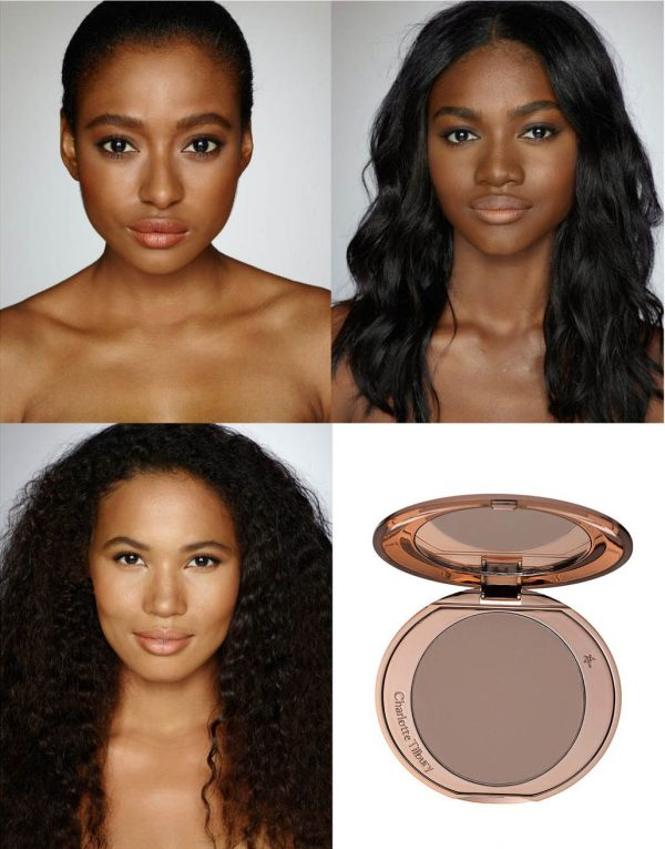 CHARLOTTE TILBURY Airbrush Flawless Finish Powder Dark