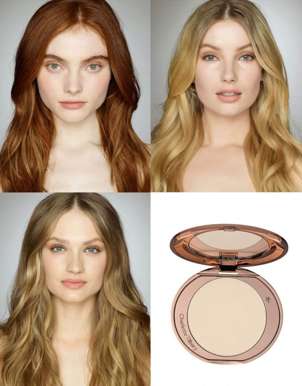 CHARLOTTE TILBURY Airbrush Flawless Finish Powder Fair