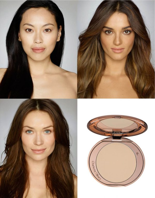 CHARLOTTE TILBURY Airbrush Flawless Finish Powder Medium