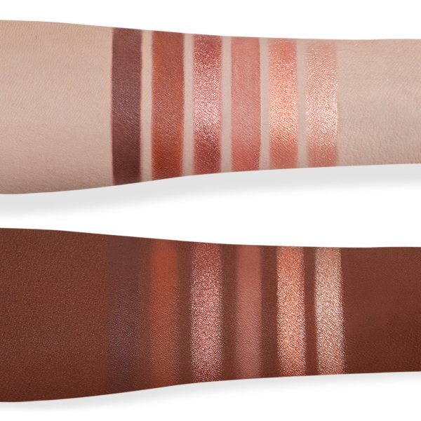 CHARLOTTE TILBURY Easy Eye Palette Swatches