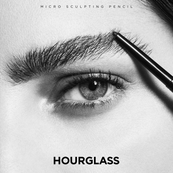 HOURGLASS Arch Brow Micro Sculpting Pencil Closeup