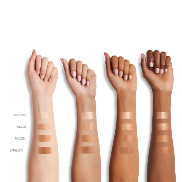 NARS Tinted Glow Booster Liquid Highlighter Primer Glow Swatches