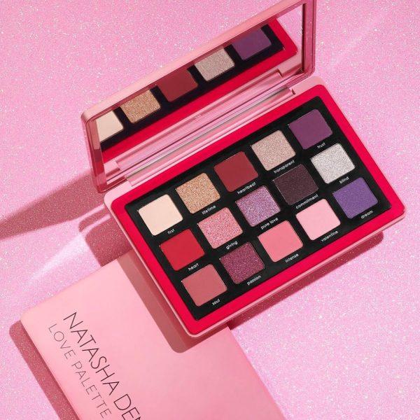 NATASHA DENONA Love Eyeshadow Palette Ambient