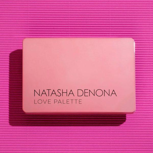 NATASHA DENONA Love Palette Packaging