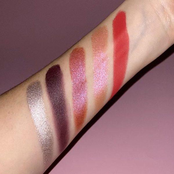 NATASHA DENONA Love Palette Swatches Row 1