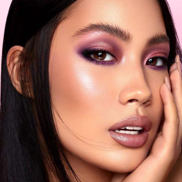 NATASHA DENONA Love Palette eyeshadow Look