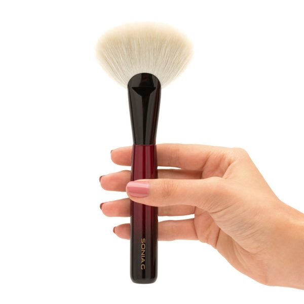 SONIA G Sculpt One Fan Brush Bristles Size