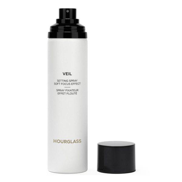 HOURGLASS Veil Soft Focus Setting Spray Finishing Mist open
