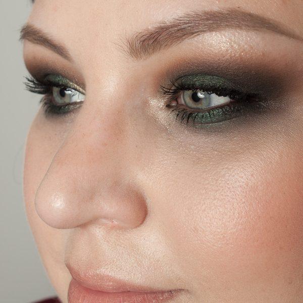 VISEART Theory VI Absinthe Eyeshadow Palette 10