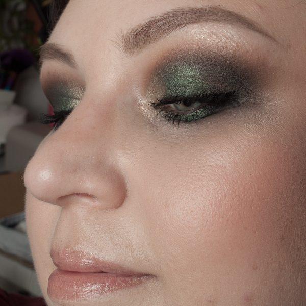 VISEART Theory VI Absinthe Eyeshadow Palette 7